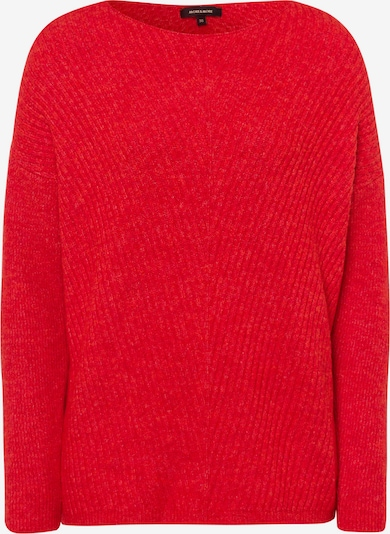 MORE & MORE Pullover in feuerrot, Produktansicht
