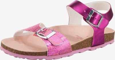 s.Oliver Junior Sandalen in pink, Produktansicht