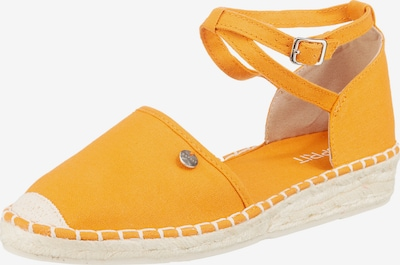 ESPRIT Espadrilles 'Ines' in orange: Frontalansicht