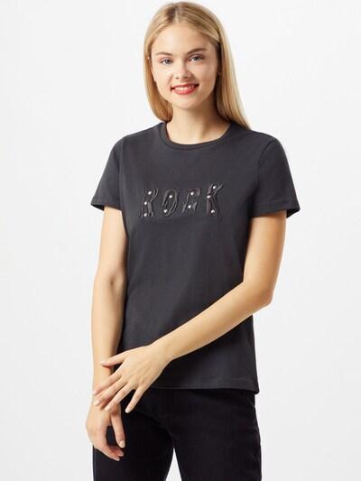 fekete Trendyol Póló: Elölnézet