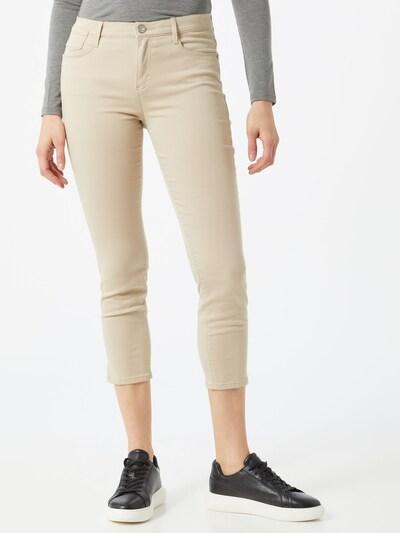 BRAX Jeans 'SHAKIRA' in sand, Modelansicht