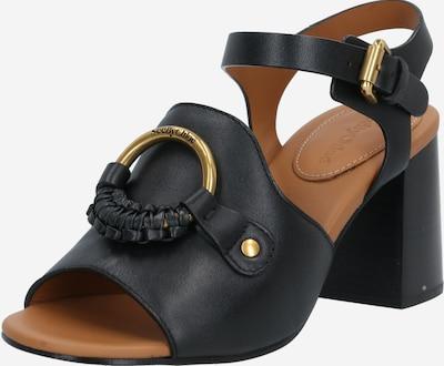 See by Chloé Páskové sandály - černá, Produkt