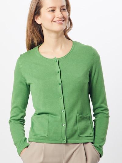 TOM TAILOR Cardigan in grün, Modelansicht