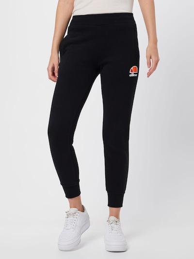 ELLESSE Jogginghose 'Queenstown' in schwarz, Modelansicht