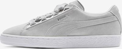 PUMA Sneaker 'Suede Jewel' in hellgrau, Produktansicht