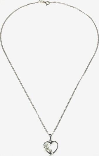 Orquidea Kette 'Heart Shaped' in silber, Produktansicht