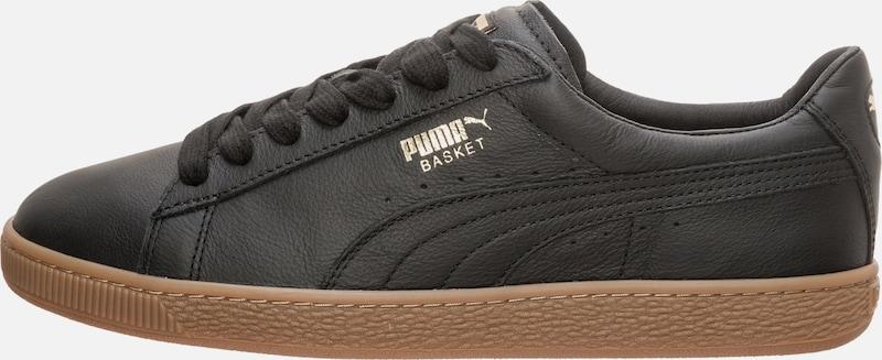 PUMA       Basket Classic Gum Deluxe Sneaker 195f8d