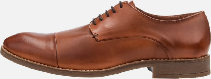 Bianco Klassische Herren Derby-Schuhe