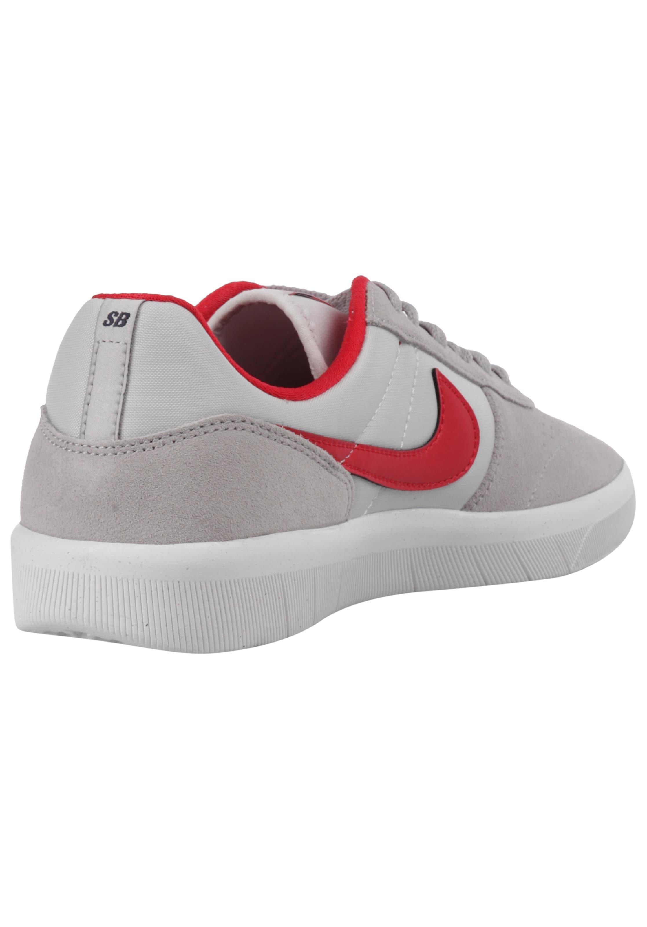 Sneaker Classic' 'team GrauHellgrau Rot Nike In Sb QxhrotBdsC