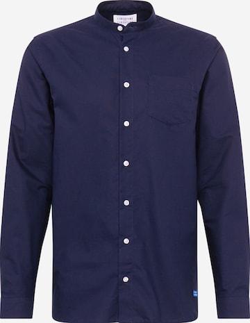 Libertine-Libertine Hemd 'FACTORY' in Blau