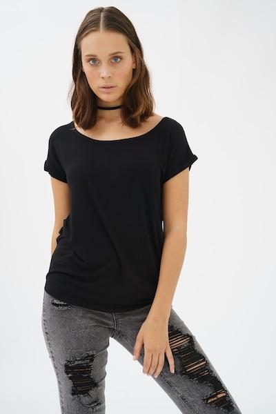 trueprodigy T-Shirt in schwarz: Frontalansicht