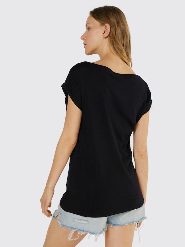Iriedaily T-Shirt 'Bye Kitty'