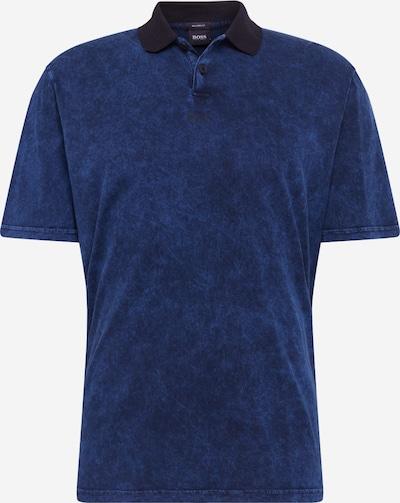 BOSS Shirt in dunkelblau, Produktansicht