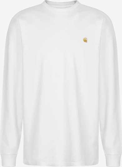 Carhartt WIP Shirt ' Chase ' in de kleur Wit, Productweergave