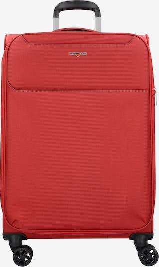 Hardware Trolley in rot, Produktansicht