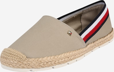 TOMMY HILFIGER Espadrilles in Lichtbruin | ABOUT YOU