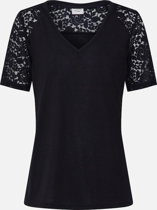 Yong 'stinne' Jacqueline Shirt Zwart De In Yf6by7g