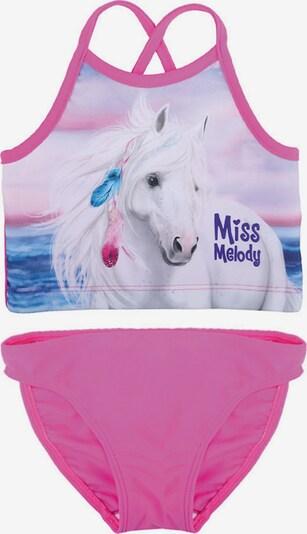 Miss Melody Tankini in mischfarben / pink, Produktansicht