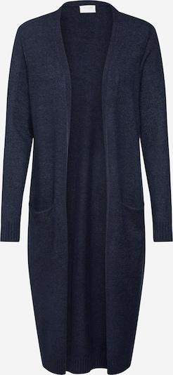 VILA Gebreid vest 'Ril' in de kleur Nachtblauw, Productweergave