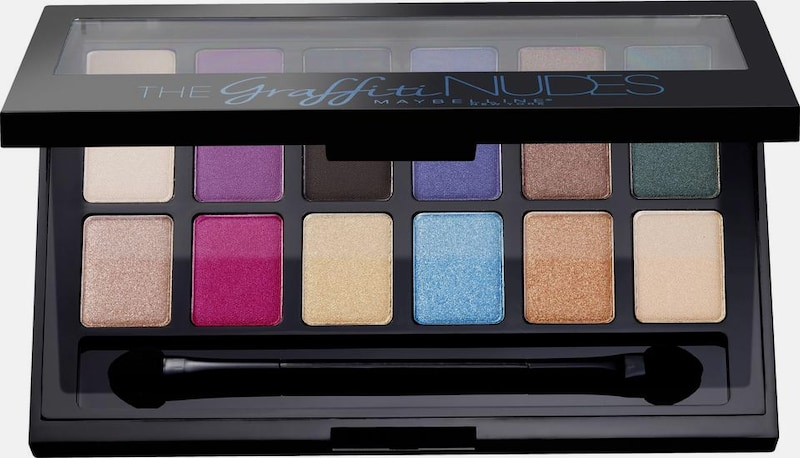 MAYBELLINE New York 'The Graffiti Nudes Palette', Lidschatten