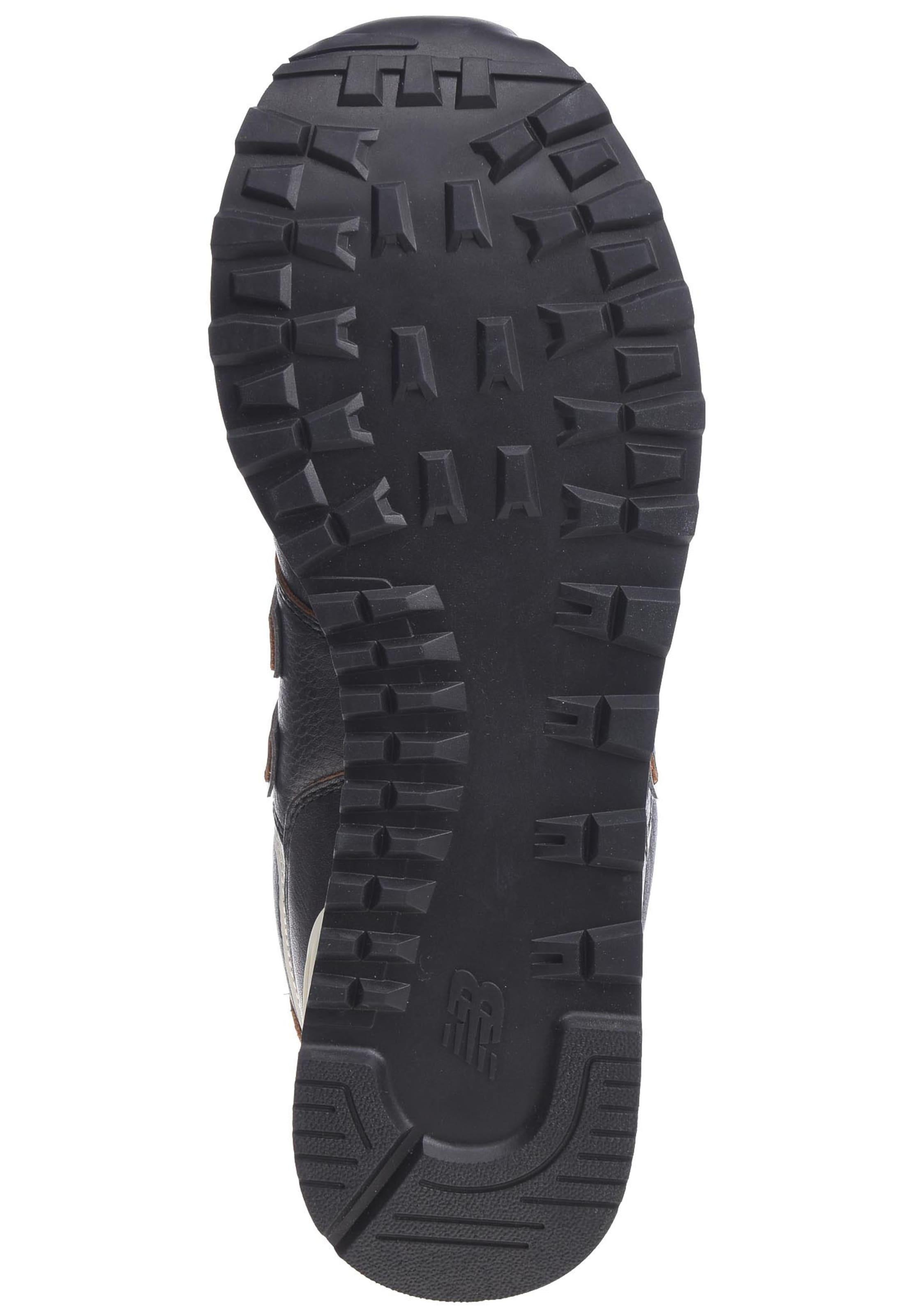 'ml574 D' New KobaltblauHellbraun Schwarz Weiß Balance Sneaker In 8knP0wXO