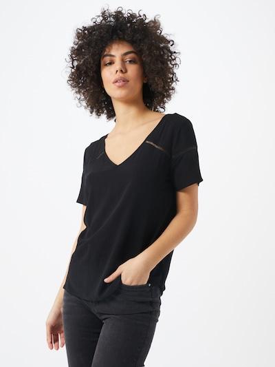 VILA Bluse 'VIMERO' in schwarz, Modelansicht
