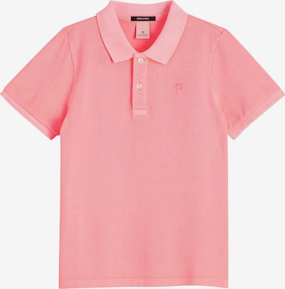 Scotch Shrunk Poloshirt in rosa, Produktansicht