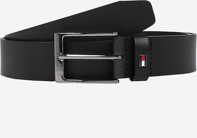 TOMMY HILFIGER Riem 'LAYTON' in de kleur Zwart, Productweergave