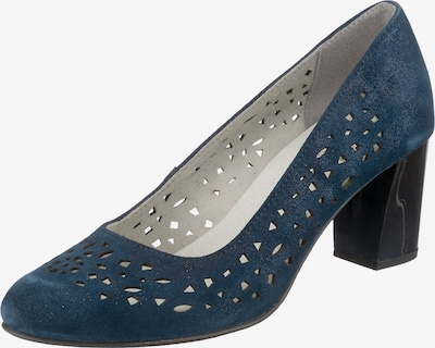 JANA Pumps in blau, Produktansicht