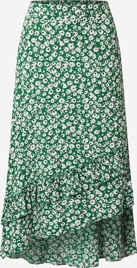 Trendyol Rok in de kleur Groen / Wit, Productweergave