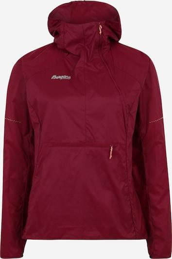 Bergans Športová bunda 'Fløyen' - farba lesného ovocia, Produkt