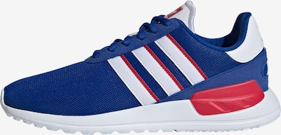 ADIDAS ORIGINALS Sneakers 'LA Trainer Lite' in de kleur Blauw / Cranberry / Wit, Productweergave