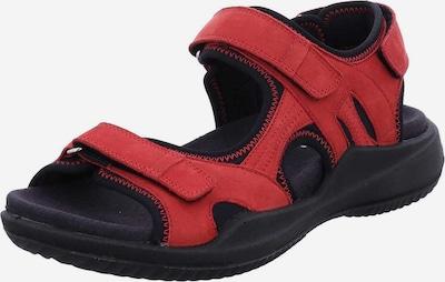 ROMIKA Sandale in rot / schwarz, Produktansicht