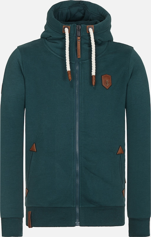 naketano Zipped Jacket
