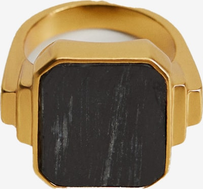 MANGO Ring 'verdi' in gold, Produktansicht
