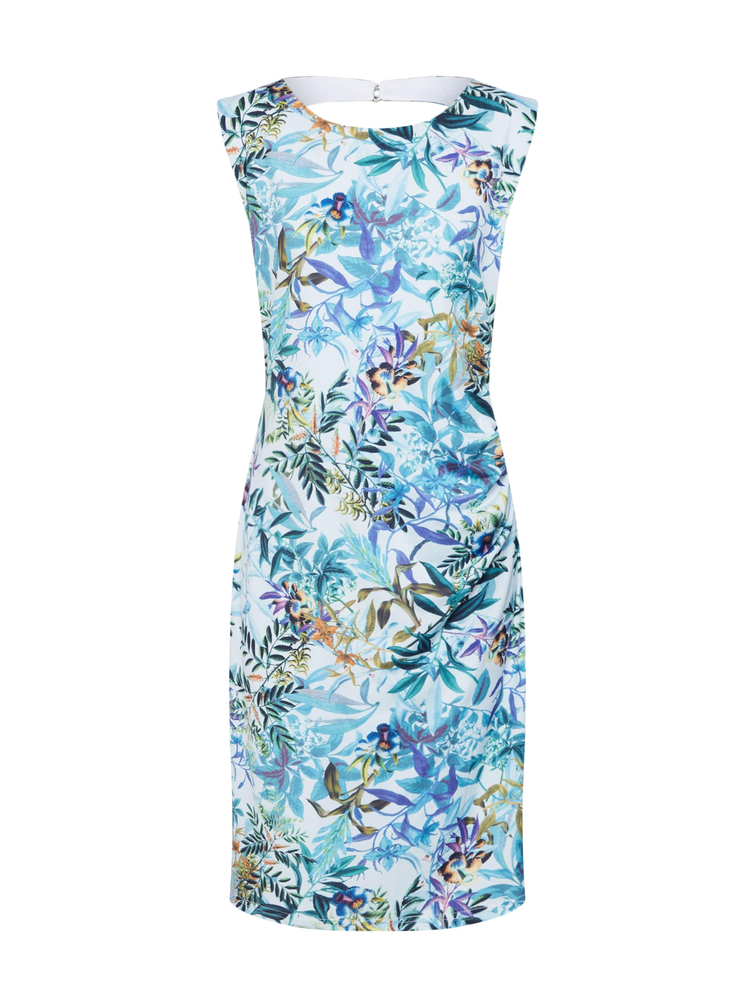 HellblauMischfarben Dress' Jersey Kleid 'karuba Kaffe In Ow80kXnP