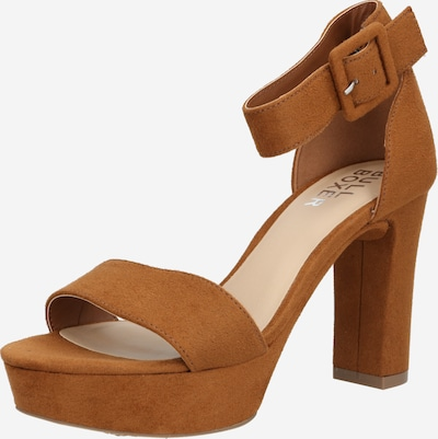 BULLBOXER Sandalette in braun, Produktansicht