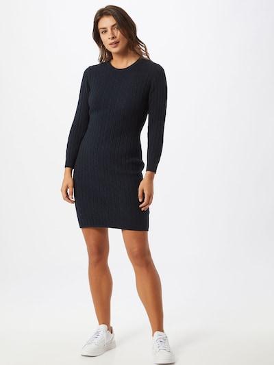 GANT Kleid in dunkelblau, Modelansicht