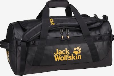 JACK WOLFSKIN Reisetasche 'Expedition Trunk' in gelb / schwarz, Produktansicht
