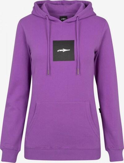 Illmatic Sweatshirt in de kleur Neonlila / Zwart / Wit, Productweergave