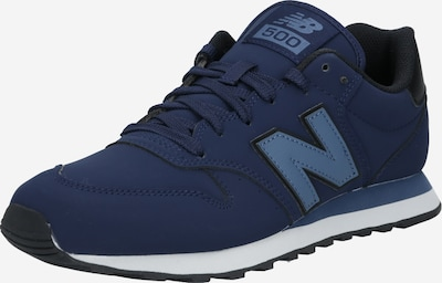 new balance Sneaker in navy / rauchblau / schwarz, Produktansicht