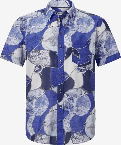 Shirtmaster Overhemd 'Around the world' in de kleur Gemengde kleuren, Productweergave