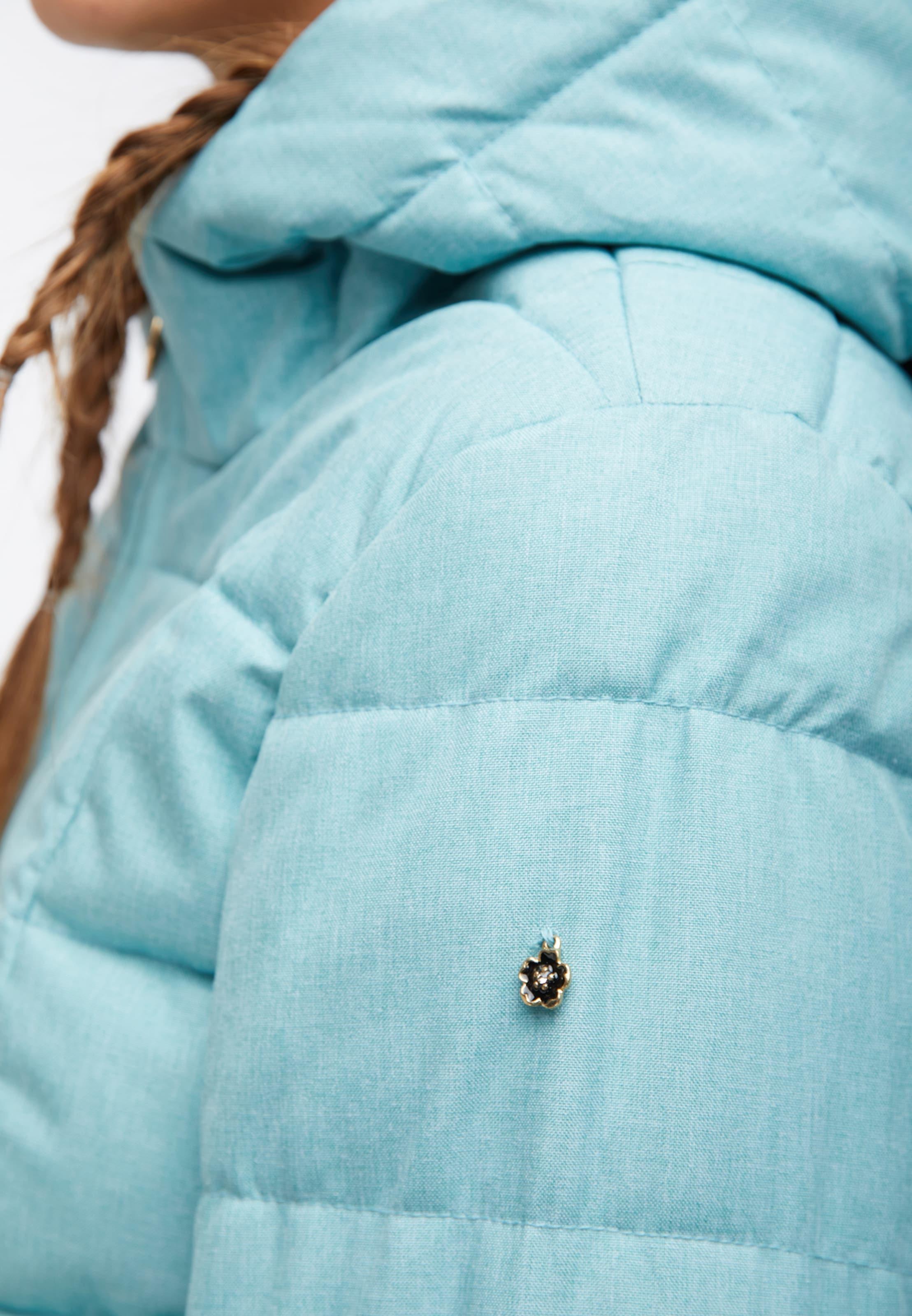 Veste Clair D'hiver En Bleu Mymo c5Rj34qAL