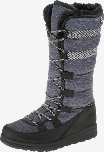 Kamik Winterstiefel in grau / schwarz, Produktansicht