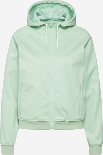 Derbe Jacke 'Islay' in mint, Produktansicht