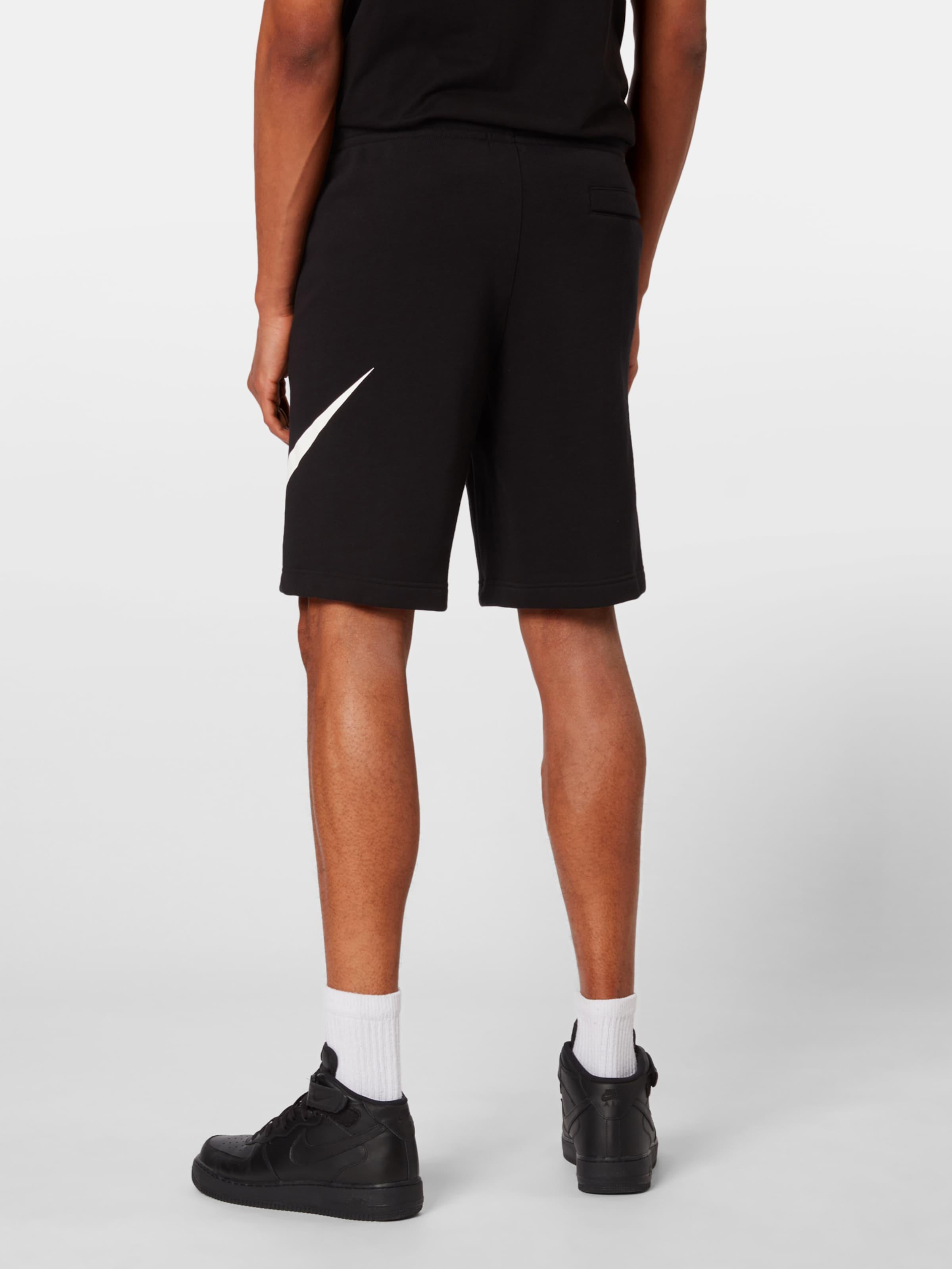 Shorts Sportswear SchwarzWeiß Nike In IYeDWH29E