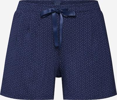 SCHIESSER Jerseyshorts in nachtblau, Produktansicht