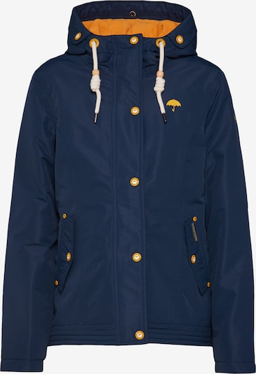 Schmuddelwedda Jacke in marine / dunkelblau, Produktansicht