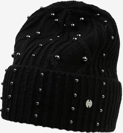 ESPRIT Mütze in schwarz / silber, Produktansicht