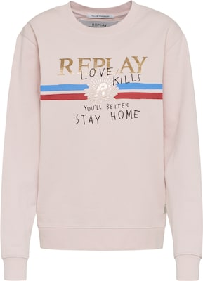REPLAY Pullover